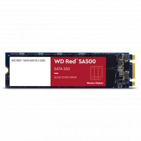 Image for product 'Western Digital WDS100T1R0B Red SSD [1 TB, M.2, 560/ 530 MB/s]'