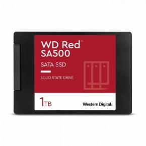 """Image for product 'Western Digital WDS400T1R0A Red SSD, 4 TB, 2.5"""" SATA3 6 Gbps, 560/ 530 MB/s'"""