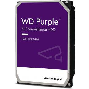 "Image for product 'Western Digital WD102PURZ Purple Surveillance HDD [10TB, 3.5"", SATA 6Gb/s, 256MB, 7200 rpm]'"