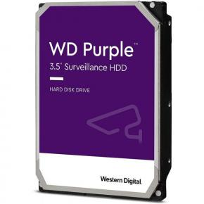 "Image for product 'Western Digital WD121PURZ Purple Surveillance HDD [12TB, 3.5"", SATA 6Gb/s, 256MB, 7200 rpm]'"