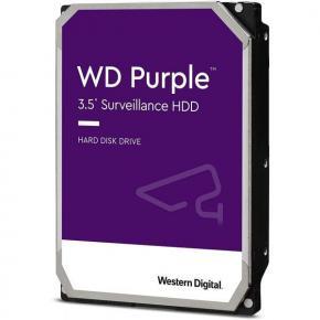 "Image for product 'Western Digital WD180PURZ Purple Surveillance HDD, 18TB, 3.5"", SATA 6Gb/s, 512MB, 7200 rpm'"