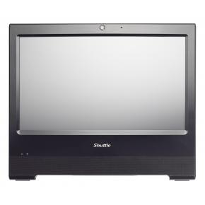 """Image for product 'Shuttle PAC-X507POS2 POS X507 Black All-In-One PC, Intel Cel. 4205U, 15.6"""" Touch, 4GB, 120GB SSD'"""
