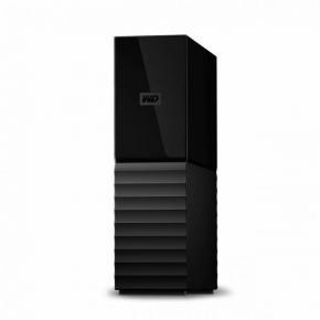 Image for product 'Western Digital WDBBGB0100HBK WD My Book External HDD [10TB, USB3.0, SATA3, Black]'