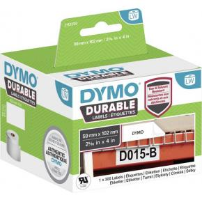 Image for product 'Dymo 2112290 Label Roll Polypropylene [59 x 102mm, 300pcs, White]'