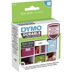 Image for product 'Dymo 2112283 All-purpose labels [54 x 25 mm PE film White 160 pc(s) Permanent]'
