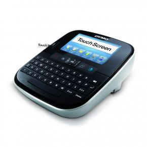 Image for product 'Dymo S0946410 LabelManager 500TS QWERTY [D1, Thermal 300x300 DPI, 20 mm/sec, Black/ Silver]'