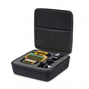 Image for product 'Dymo 1852995 Rhino 4200 Labe Printer Kit [QWERTY, Thermal transfer, Wireless, Li-ion, Black/ Yellow]'
