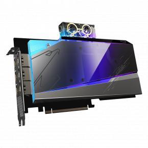 Image for product 'Gigabyte GV-N3080AORUSX WB-10GD AORUS GeForce RTX 3080 XTREME WATERFORCE [10 GB, GDDR6X, 320 bit]'