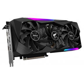 Image for product 'Gigabyte GV-N306TAORUS M-8GD AORUS GeForce RTX 3060 Ti MASTER 8G8 [8 GB, GDDR6, 256 bit]'