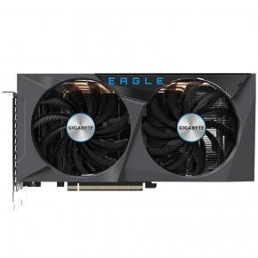 Image for product 'Gigabyte GV-N306TEAGLE-8GD GeForce RTX 3060 Ti EAGLE 8G [8 GB, GDDR6, 256 bit]'