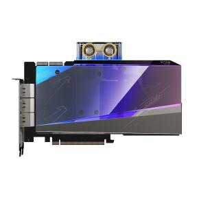 Image for product 'Gigabyte GV-N3090AORUSX WB-24GD AORUS GeForce RTX 3090 XTREME WATERFORCE WB [24GB, GDDR6X, 384 bit]'