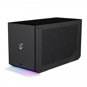 Image for product 'Gigabyte GV-N3080IXEB-10GD AORUS Geforce RTX 3080 GAMING BOX [Thunderbolt, 10 GB, GDDR6X, 320 bit]'