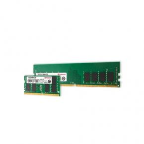 Image for product 'Transcend TS3200HLG-8G DIMM [8GB, DDR4 3200 Mhz, 1Rx16, 1Gx16, CL22, 1.2V]'