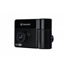 "Image for product 'Transcend TS-DP550B-64G 550B DrivePro Dashcam, 64GB, 2.4"" TFT, Dual 1080P, Sony sensor, mUSB, WiFi'"
