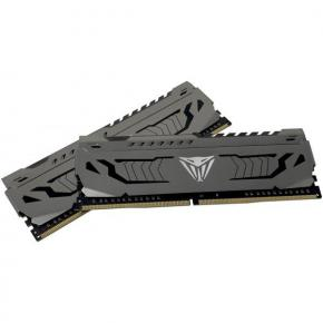 Image for product 'Patriot PVSR432G320C8K Viper Memory RGB, 32GB, DIMM, DDR4 3200MHz, CL18 BLACK HS, RGB'