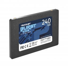 "Image for product 'Patriot PBE240GS25SSDR BURST ELITE SSD [240GB, 2.5"", SATA3, 450MB/s, TRIM]'"