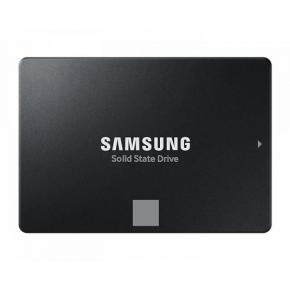 "Image for product 'Samsung MZ-77E500B 870 EVO SSD [500 GB, 2.5"", SATA3 6 Gbps, 3D V-NAND, 560/ 550 MB/s, 512 MB DDR4]'"