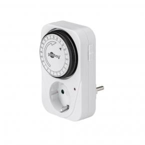 Image for product 'WOOX NS-OEM002 Mechanische klok stekker, timer'