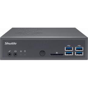 Image for product 'Shuttle DA3200XA 3200XA XPC Slim Barebone PC, Ryzen 5 3400G, 8GB RAM, 250GB SSD, 120W'