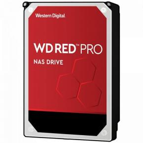 """Image for product 'Western Digital WD181KFGX RED Pro HDD, 18TB, 3.5"""", 7200 RPM, Serial ATA III, 512MB, HDD, CMR'"""