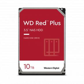 """Image for product 'Western Digital WD101EFBX RED PLUS HDD [10TB, 3.5"""", SATA3, 5400 RPM, 256 MB, 215 MB/s]'"""