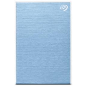 """Image for product 'Seagate STKC4000402 One Touch Portable HDD [4 TB, 2.5"""", USB 3.2 Gen 1, Blue]'"""