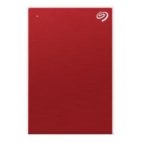 """Image for product 'Seagate STKB2000403 One Touch Portable HDD [2 TB, 2.5"""", USB 3.2 Gen 1, Red]'"""