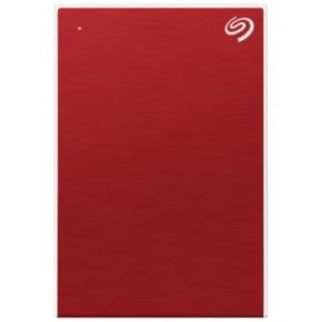 """Image for product 'Seagate STKC4000403 One Touch Portable Red HDD [4 TB, 2.5"""", USB 3.2 Gen 1 (3.1 Gen 1)'"""