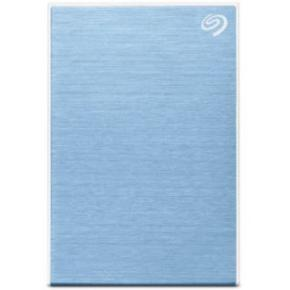 """Image for product 'Seagate STKC5000402 One Touch Portable HDD [5 TB, 2.5"""", USB 3.2 Gen 1 (3.1 Gen 1) Blue]'"""