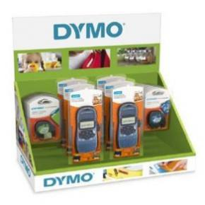 Image for product 'Dymo 2145831 Display Dymo Letratag 6xLT-100H + 20xtape'