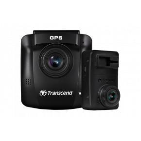 Image for product 'Transcend TS-DP620A-32G 32GX2 Dual Camera Dashcam, Dual 1080P, Sony Sensor, GPS'