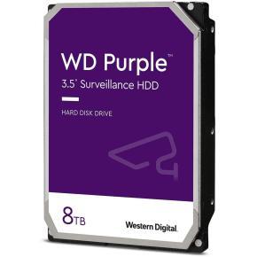 Image for product 'Western Digital WD84PURZ Purple Surveillance HDD 8 TB, SATA3'