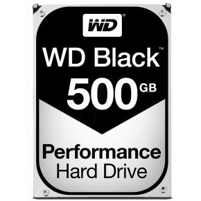"Image for product 'Western Digital WD4005FZBX BLACK Performance Desktop HDD [4TB, 3.5"", SATA3, 64MB, 7200RPM, 164 MB/s]'"