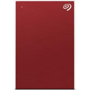 "Image for product 'Seagate STKC5000403 One Touch Portable SSD [5 TB, 2.5"", USB 3.2 Gen 1, Red]'"