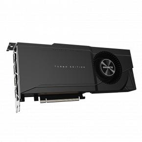 Image for product 'Gigabyte GV-N3080TURBO-10GD, GeForce RTX 3080, 10 GB, GDDR6X, 320 bit, 7680 x 4320 pixels, PCIe4.0'