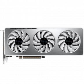 Image for product 'Gigabyte GV-N3060VISION OC-12GD GeForce RTX 3060 VISION OC 12 GB, GDDR6, 192 bit, PCIe4.0 x16'