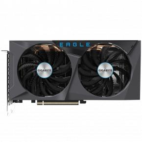 Image for product 'Gigabyte GV-N3060EAGLE OC-12GD GeForce RTX 3060 EAGLE OC 12 GB, GDDR6, 192 bit, PCIe4.0 x16'