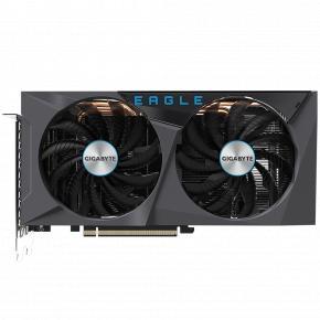Image for product 'Gigabyte GV-N3060EAGLE-12GD GeForce RTX 3060 EAGLE 12 GB, GDDR6, 192 bit, PCIe4.0 x16'