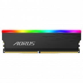 Image for product 'Gigabyte GP-ARS16G37 AORUS RGB Memory Kit 16 GB, 2 x 8 GB, DDR4, 3733 MHz, 288-pin DIMM'
