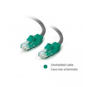 Image for product 'ADJ 310-00049 Networking Cable UTP Cat. 6 - 0.5M - Grey'