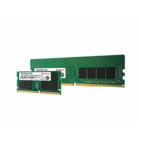 Image for product 'Transcend JM3200HLD-4G JetRam, 4GB, DDR4, U-DIMM, 3200 Mhz, 1Rx16, 512Mx16, CL22, 1.2V'