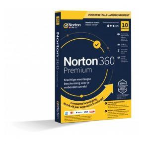 Image for product 'Norton DIGITAL-190052 Norton 360 Premium 10-Devices + 75GB Cloudstorage 1year (Subscription)'