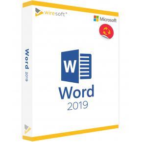 Image for product 'Microsoft Office DIGITAL-560000 Microsoft Word 2019 (digital license)'