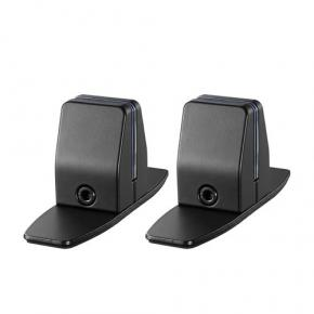 Image for product 'Newstar NS-CLMPSTANDBLACK Neomounts by Desk Stand for NS-GLSPROTECTXXX - set of 2'