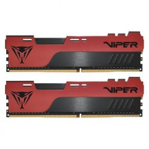 Image for product 'Patriot PVE2432G360C0K Viper Elite II Memory Kit, 32 GB (2 x 16GB) DIMM, DDR4, 3600 MHz, CL20'