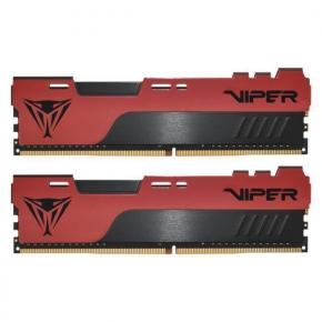 Image for product 'Patriot PVE2464G320C8K Viper Elite II Memory Kit, 64 GB (2 x 32GB) DIMM, DDR4, 3200 MHz, CL18'