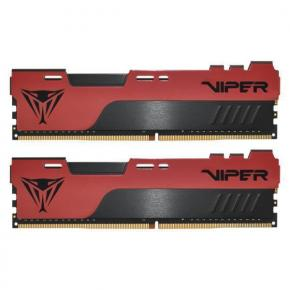Image for product 'Patriot PVE2432G320C8K Viper Elite II Memory Kit, 32 GB (2 x 16GB) DIMM, DDR4, 3200 MHz, CL18'