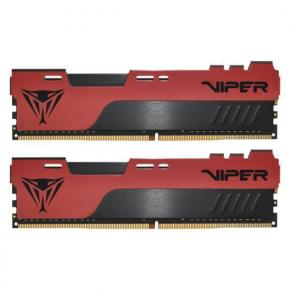 Image for product 'Patriot PVE2432G266C6K Viper Elite II Memory Kit, 32 GB (2 x 16GB) DIMM, DDR4, 2666 MHz, CL16'