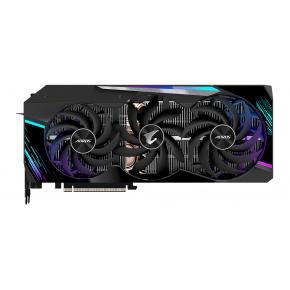 Image for product 'Gigabyte GV-N308TAORUS M-12GD AORUS GeForce RTX 3080 Ti MASTER 12G, 12 GB, GDDR6x, 384-bit'
