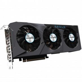 Image for product 'Gigabyte GV-N307TEAGLE OC-8GD GeForce RTX 3070 Ti EAGLE OC 8G, GeForce RTX 3070 Ti, 8 GB, GDDR6X'